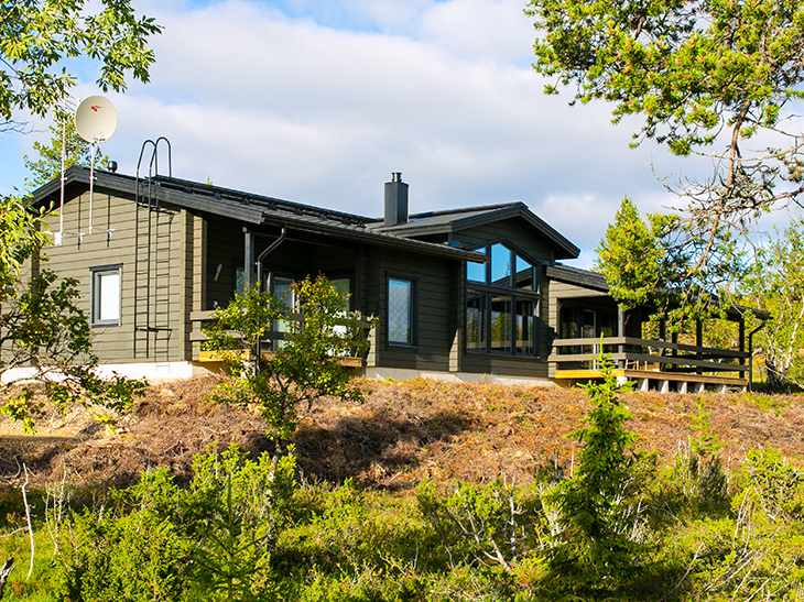 Villa Karhunpesä I